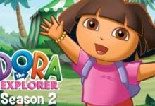 跟着朵拉奔跑吧,小朋友!《爱探险的朵拉》第二季Dora The Explorer Season 2 全26集下载-颜夕夕萌物馆_儿童早教一站就够了