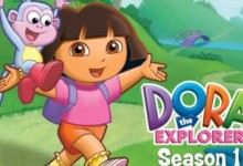 爱探险的朵拉第一季 Dora The Explorer Season 1 中英文版、纯英文版全26集下载-颜夕夕萌物馆_儿童早教一站就够了
