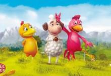 3D动画片《不一样的卡梅拉》(小鸡来了) 中文版高清 23集,法国名著改编-颜夕夕萌物馆_儿童早教一站就够了