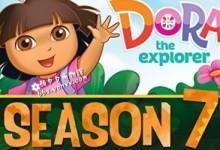 全新大冒险,爱探险的朵拉 Dora The Explorer 第七季英文版全18集-颜夕夕萌物馆_儿童早教一站就够了