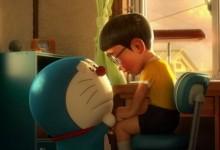 又见机器猫,回忆一份童真,你的眼泪是否会掉下来?-颜夕夕萌物馆_儿童早教一站就够了