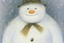 【绘本汇】优秀的幼儿绘本推介-《雪人》-颜夕夕萌物馆_儿童早教一站就够了
