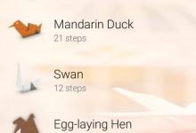家长们用着上的,教你一步一步折纸的app(可折动物、鸟、船等)-颜夕夕萌物馆_儿童早教一站就够了