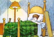 儿童绘本:《有一条鳄鱼在我的床底下》alligator under my bed 中英PDF绘本+音频MP3-颜夕夕萌物馆_儿童早教一站就够了