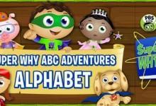 优秀儿童英文动画:美国PBS出品 Super Why 超级为什么 【第1+2季全80集】-颜夕夕萌物馆_儿童早教一站就够了