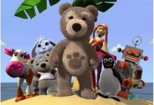 英语启蒙动画《小熊查理》第一季 英文版全26集[视频+音频]-颜夕夕萌物馆_儿童早教一站就够了