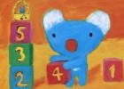 BBC经典动画片蓝色小考拉35集全下载,宝宝学英语启蒙动画