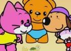洪恩小小幼儿英语 mini teddy全套动画视频下载 1-3岁宝宝学英语动画教程推荐