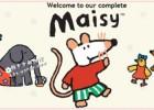 Maisy 小鼠波波和他的朋友们 全11张DVD共44集高清版