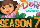 全新大冒险,爱探险的朵拉 Dora The Explorer 第七季英文版全18集