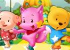 一只很萌的小狐狸,嘿!星星狐 第二季,优秀国产动画片