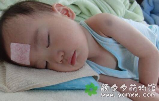 分享下第一次做爸妈,遇到宝宝发烧了怎么办图片 No.1